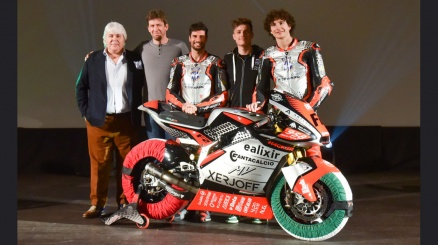 MV Agusta Forward Racing: giù i veli