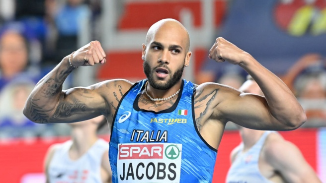 Marcell Jacobs nuovo re dei 100 m: 9''95