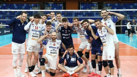 L'Allianz Powervolley Milano vola in semifinale