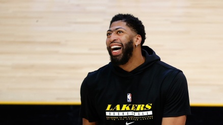 NBA: ritorno in campo amaro per Anthony Davis