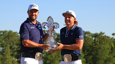 Smith e Leishman coppia vincente