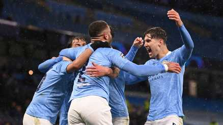 Champions League: Manchester City - Psg 2-0, le foto