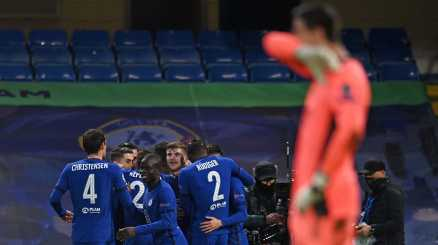 Chelsea-Real Madrid 2-0, le foto