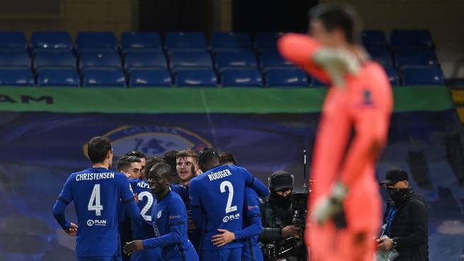 Chelsea in finale, Real Madrid eliminato