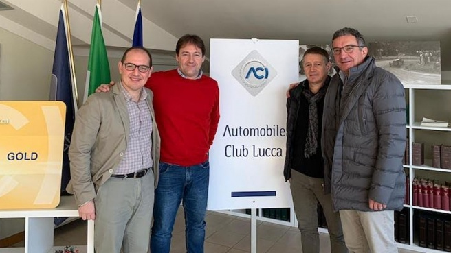 L'Aci Lucca dice no ai test rally abusivi