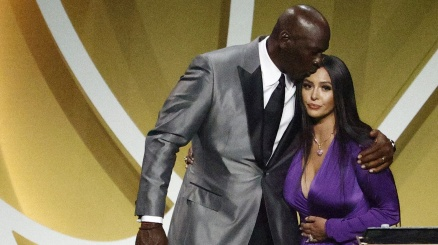 NBA, Kobe Bryant entra nella Hall of Fame: