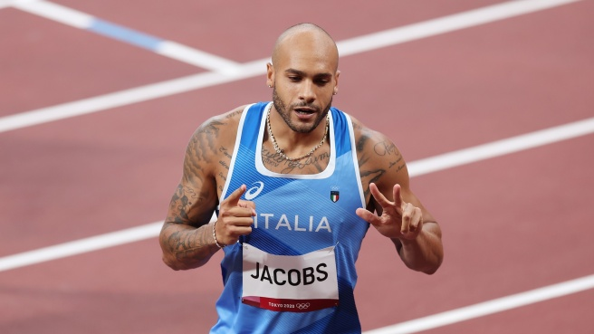 Tokyo 2020, strepitoso Marcell Jacobs: è in finale